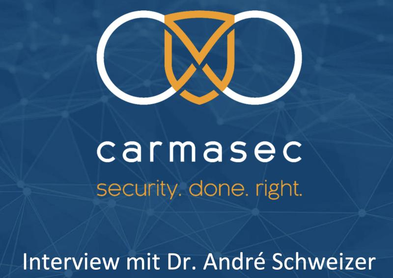 Interview with qbound CEO André Schweizer @ Carmasec newsletter
