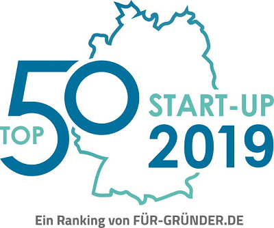 Top 50 Start-ups 2019 Siegel